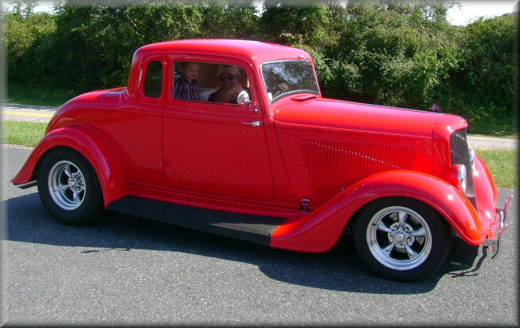 Hill Top Hot Rods